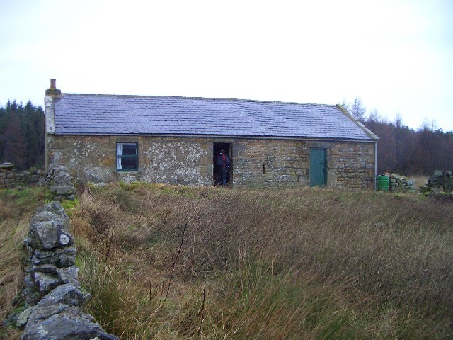 Haughtongreen Mountain Bothy