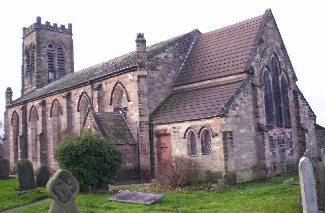 St Thomas, Melling