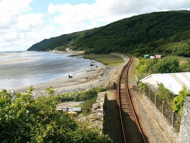 Cambrian railway