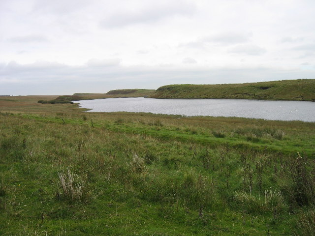 Halleypike Lough