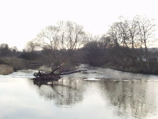River Aire at Kirkstall