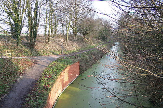 Grantham Canal near Harlaxton