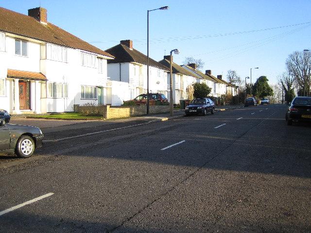 Harrow Weald: Boxtree Road