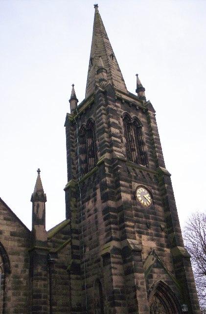 Holy Trinity, Bickerstaffe (tower)