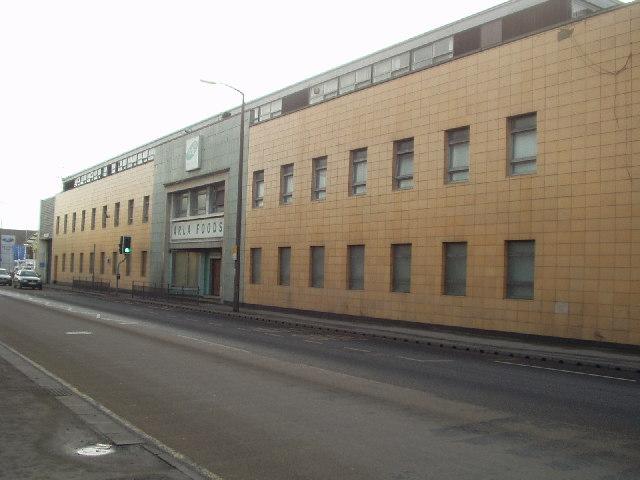 Former Arla Foods factory, Kirkstall Road, Leeds