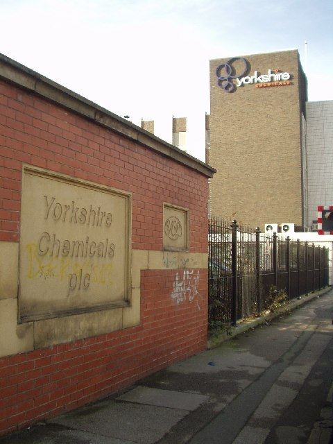 Yorkshire Chemicals, Kirkstall Road, Leeds