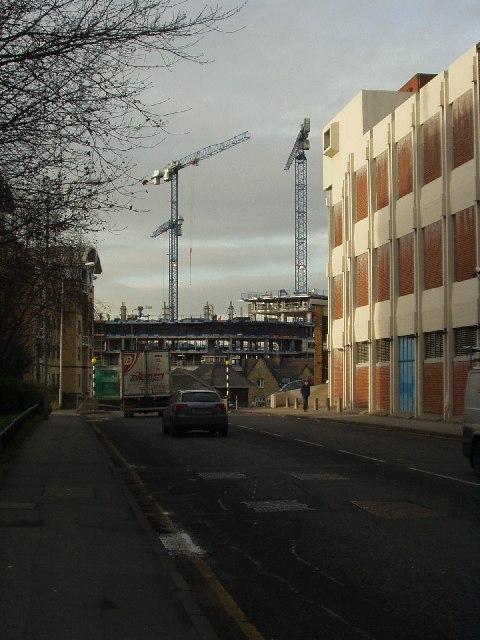 Burley Street, Leeds