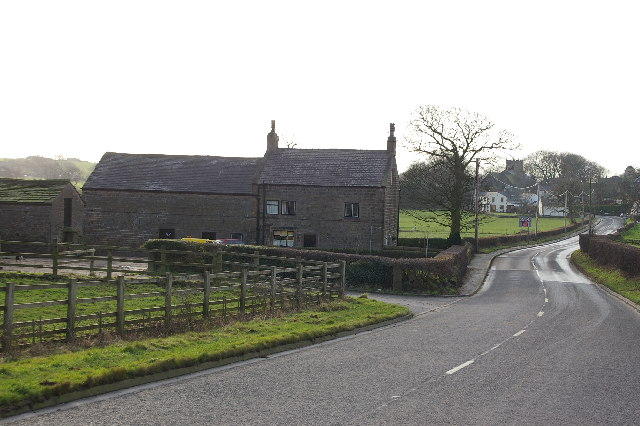 Bateson's Farm, Brindle