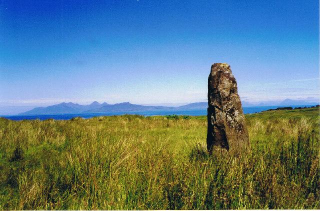 Standing Stone, Branault