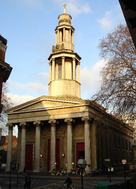 St Pancras Parish Church