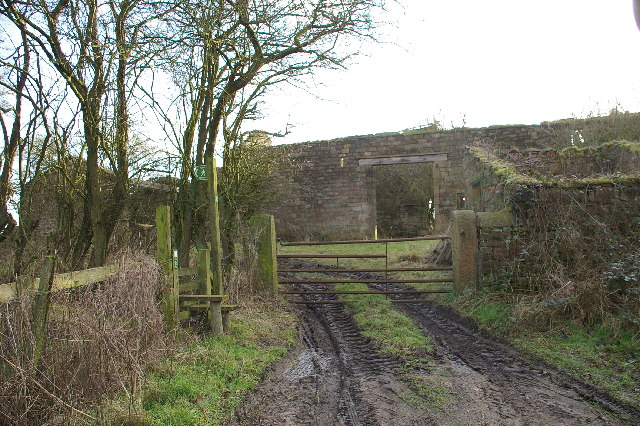 Ruins, Windmill Farm