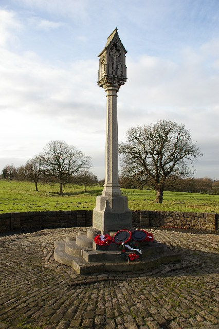 War Memorial, Hoghton