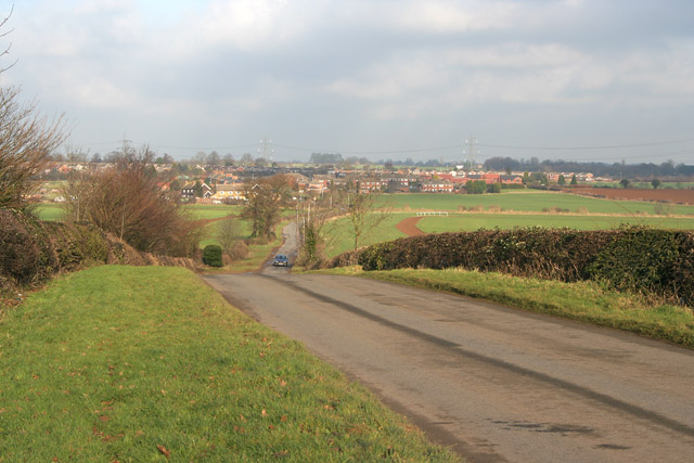 Countryside near Barrowby