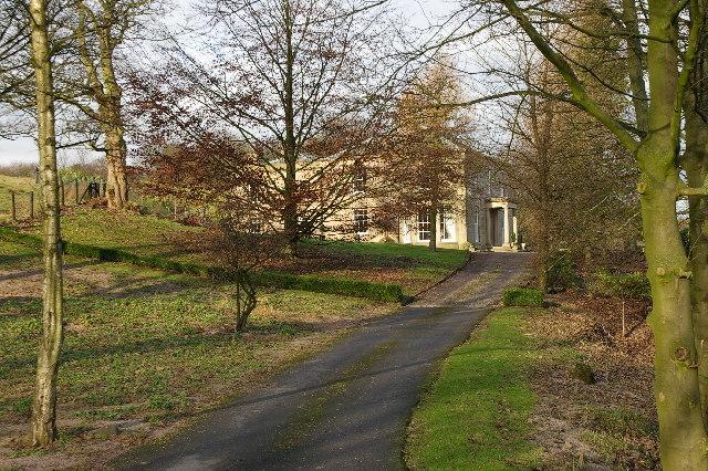 Hoghton Hall, Hoghton Bottoms