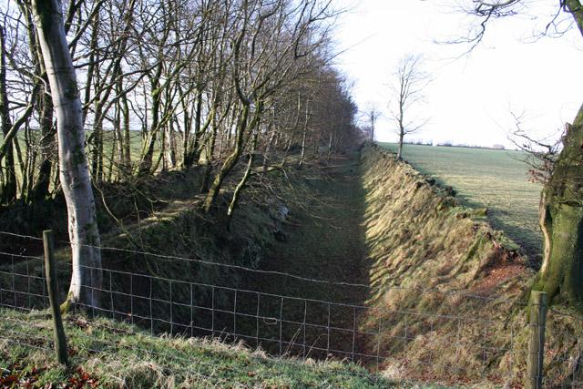 Brompton Regis: West Somerset Mineral Railway formation