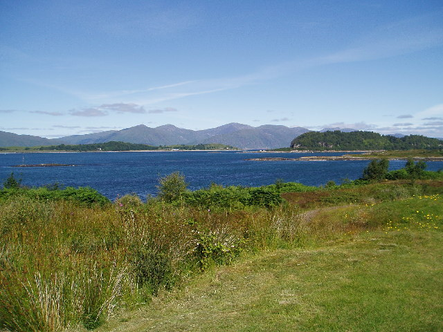 Eriska looking North