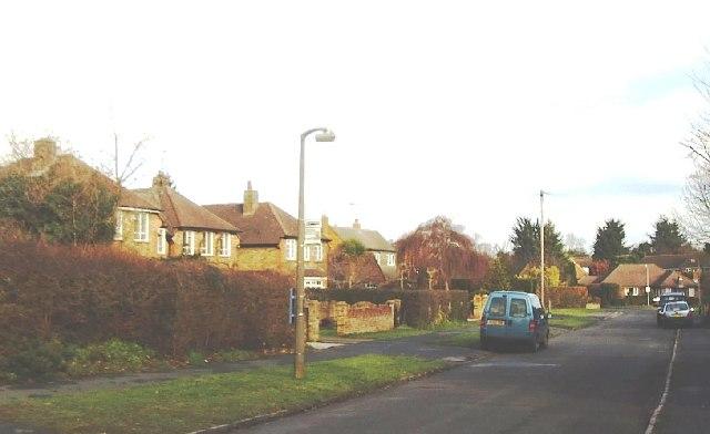 Pink Lane, Burnham (Bucks)
