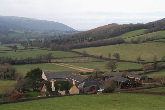 Selworthy: Tivington Farm