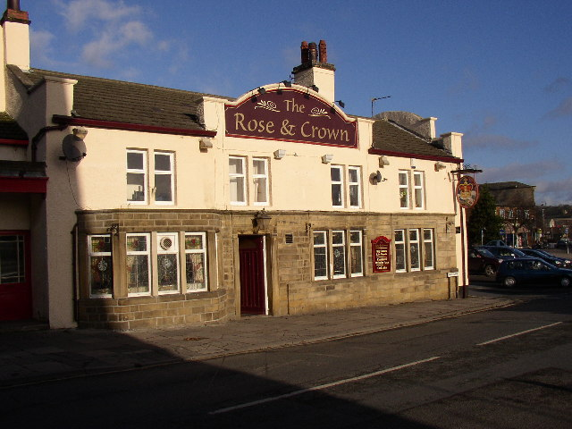 The Rose and Crown, Westgate, Cleckheaton