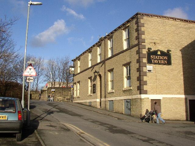Station Tavern, Crown Street, Cleckheaton