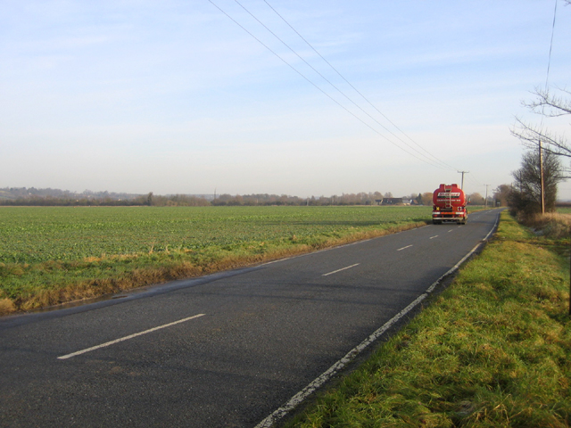 The road to Wendy, Cambs