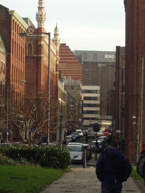 St Pauls Street, Leeds