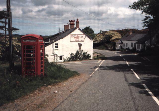 Holland Arms, Near Eglwysbach, Colwyn Bay.