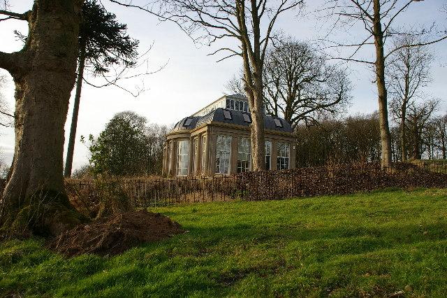The Orangery? Woodfold Park