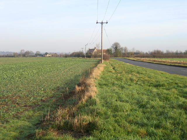 Flecks Lane, Guilden Morden, Cambs