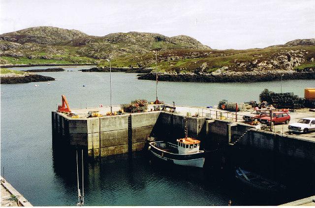 Kallin Harbour