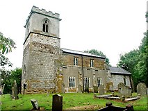 TA2501 : The church of St Helen, Brigsley by Dave Hitchborne