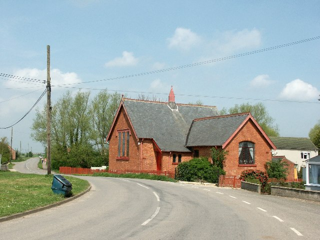 Methodist Church - Chapel Hill