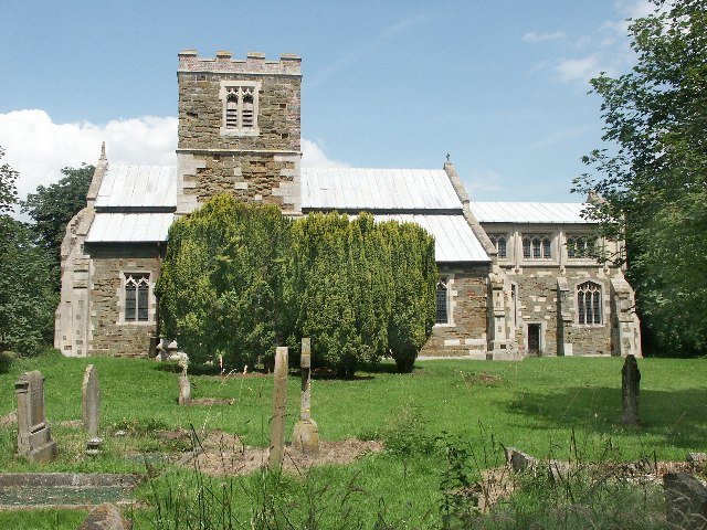 St Nicholas - East Kirkby