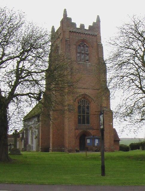 St Mary's Church, Gestingthorpe, Essex