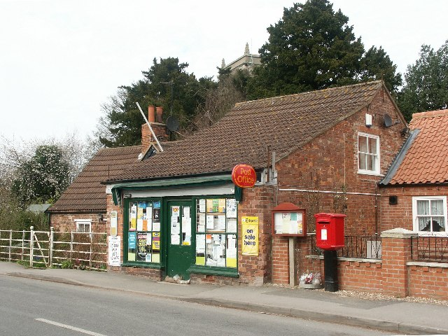 Grimoldby Post Office