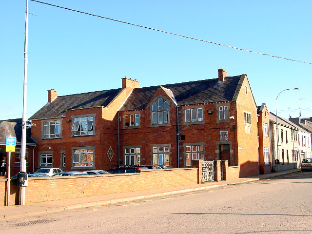 Rainey Endowed School, Magherafelt