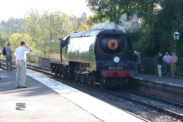 Kingscote Station - Bluebell Railway