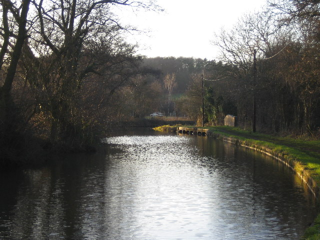 Coventry Canal, Mancetter