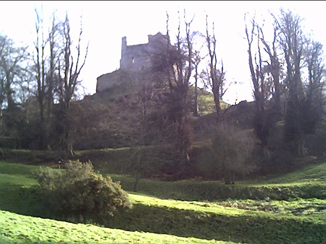 Hawarden Castle  by Day