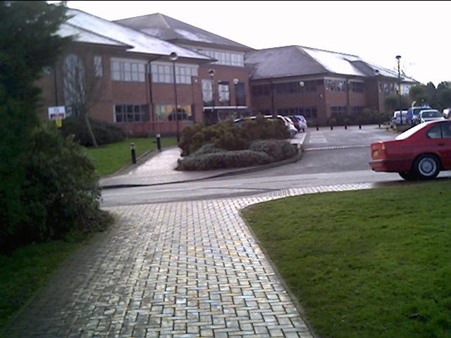 St Davids Business Park, Ewloe