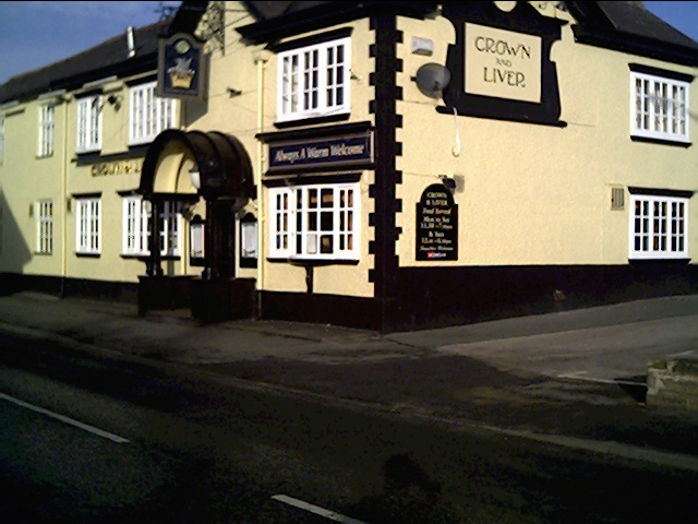 Crown & Liver Pub Ewloe