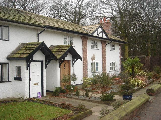 Hulton Estate cottages