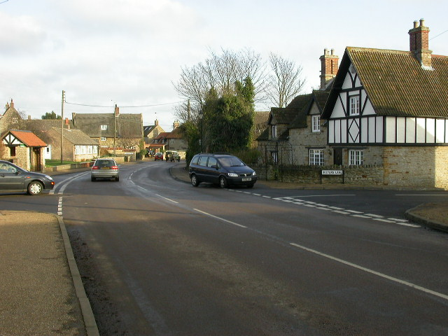 High Street, Great Doddington