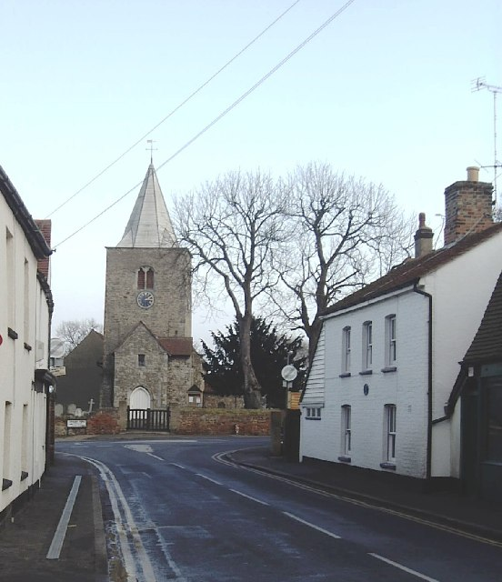 St Nicholas' Church, Great Wakering