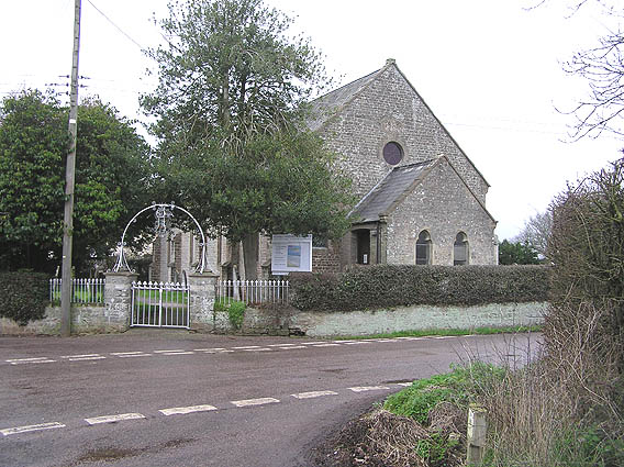 Plymtree United Reformed Church, Normans Cross