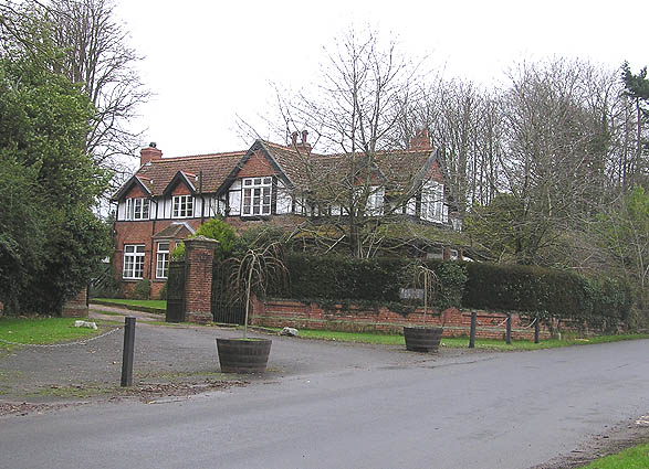 The Lodge, Dulford House
