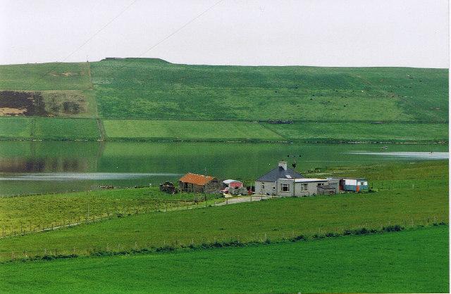 Tormiston Farm. Orkney