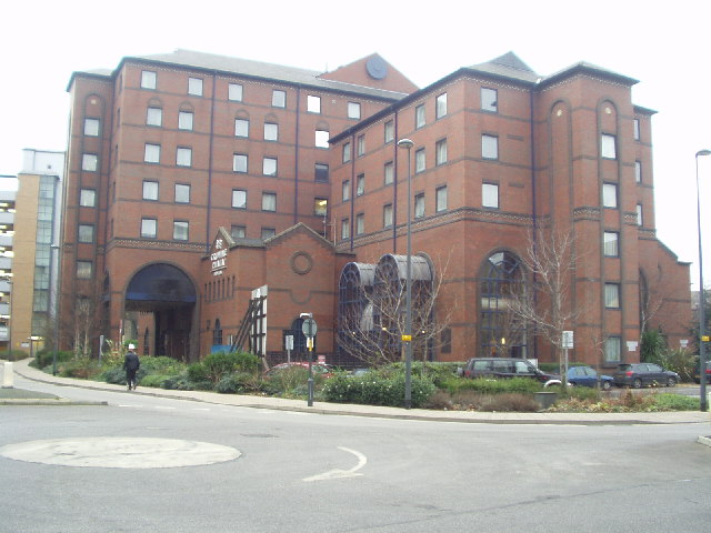 Crowne Plaza Hotel, Wellington Street, Leeds