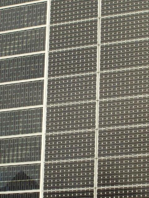 Solar Panels, Park Lane College, Leeds