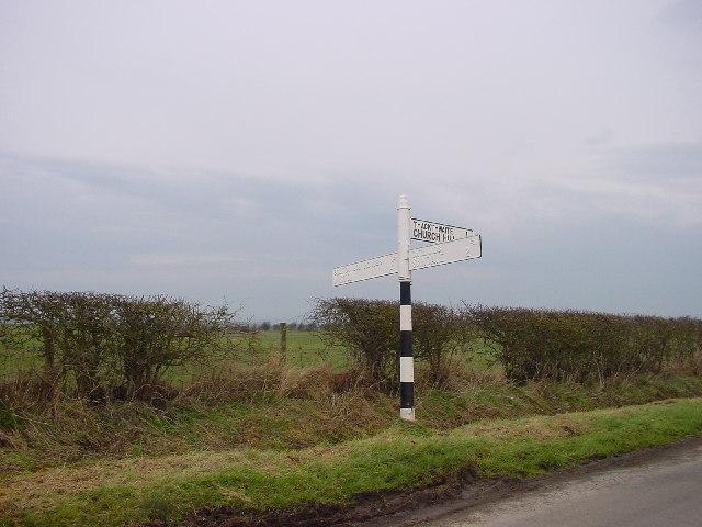 Duff Signpost